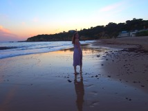 Praia da Oura, Albufeira